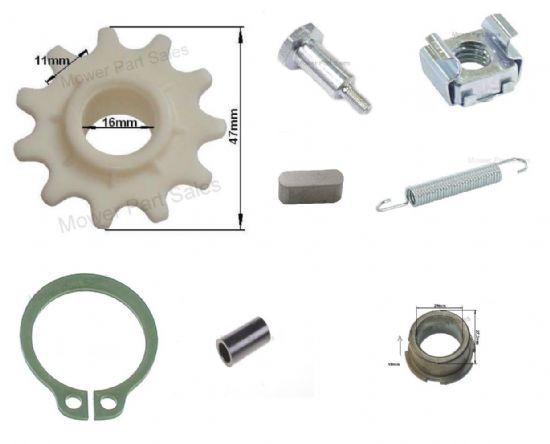 Lawnmower Parts & Accessories